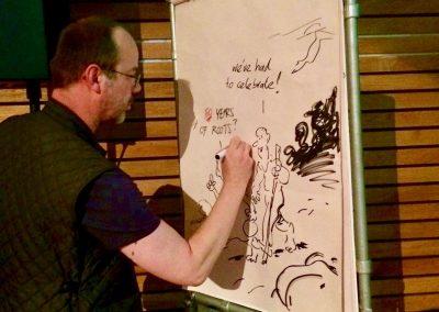 live tekenen met Draw up! 2