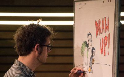 Draw up! maand!