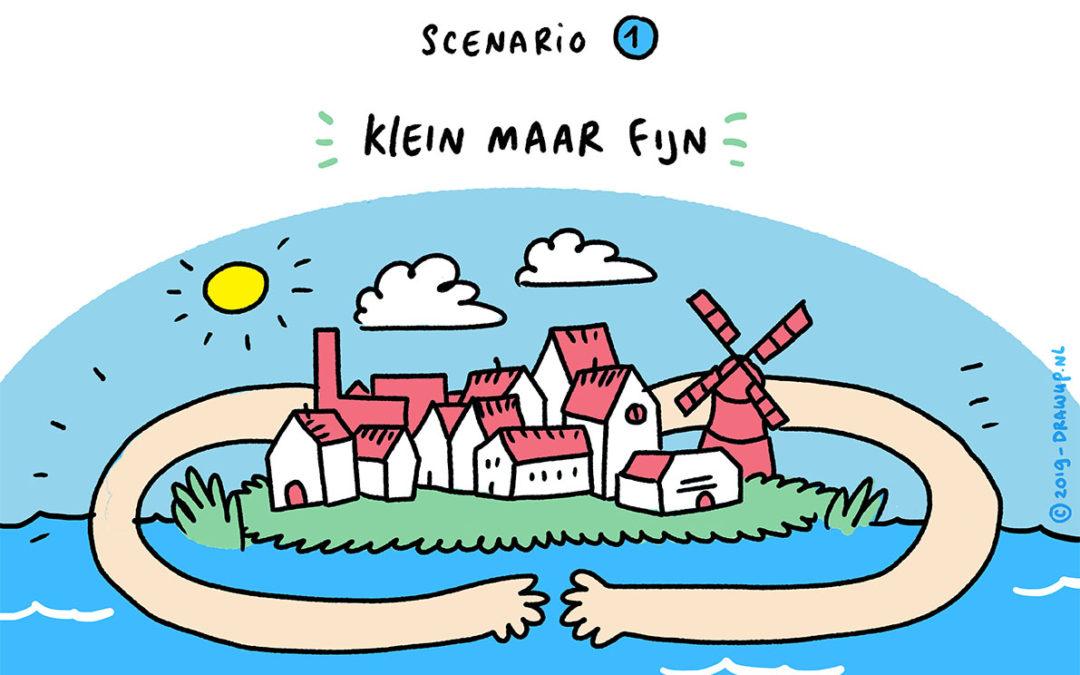 3 Scenario's voor de Drechtsteden
