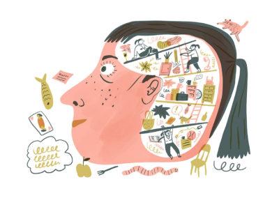 Wat we denken | Praatplaat | Anne Stalinsky